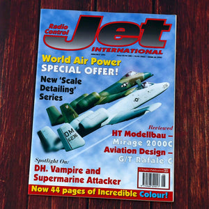 RCJI Jun/Jul 1995 Back Issue