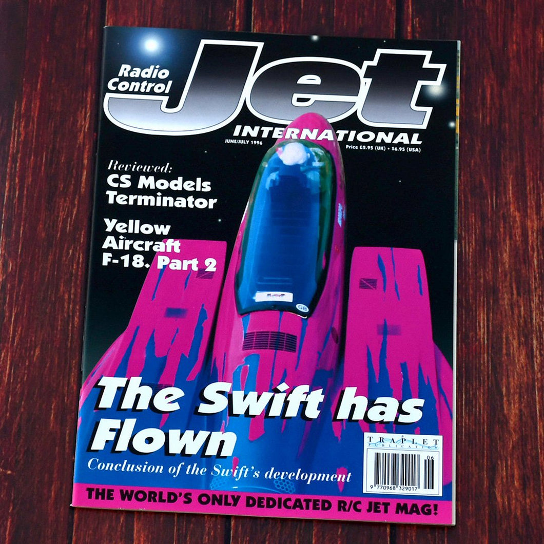 RCJI Jun/Jul 1996 Back Issue