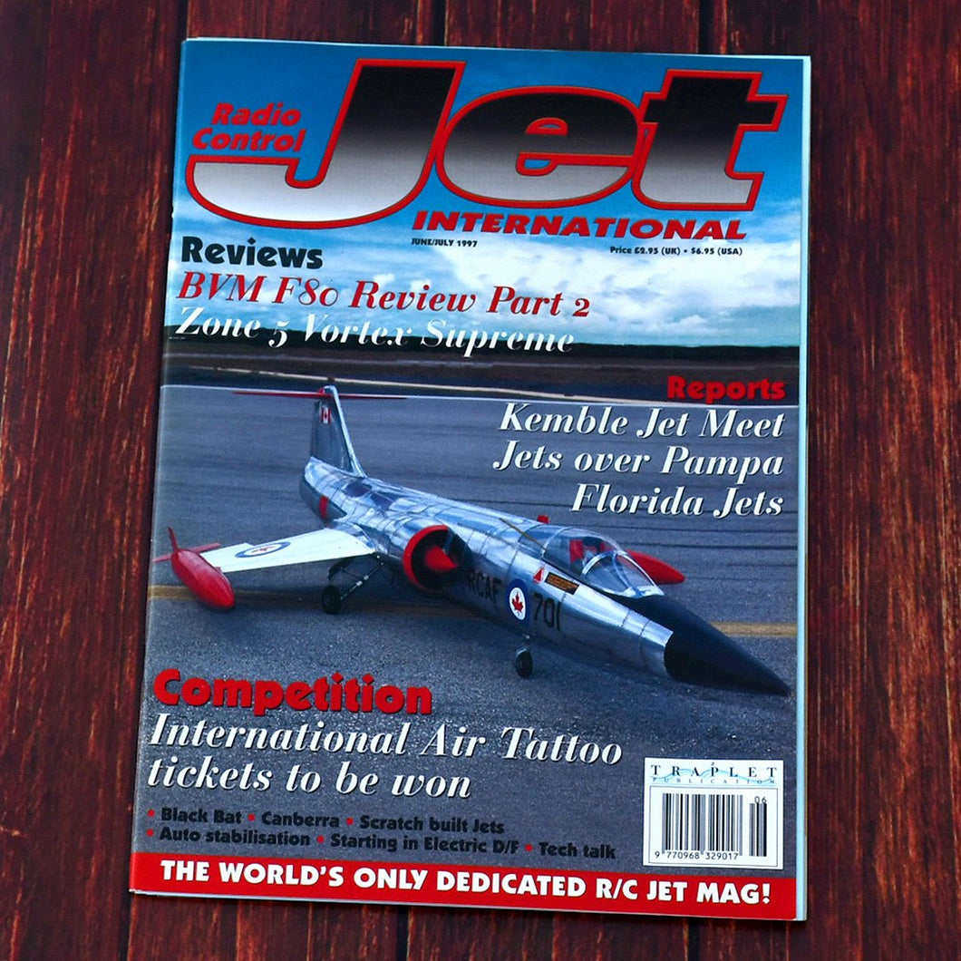 RCJI Jun/Jul 1997 Back Issue