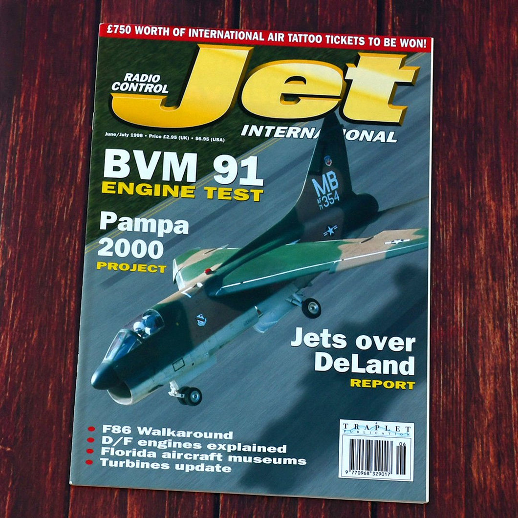 RCJI Jun/Jul 1998 Back Issue