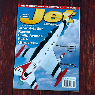 RCJI Jun/Jul 1999 Back Issue