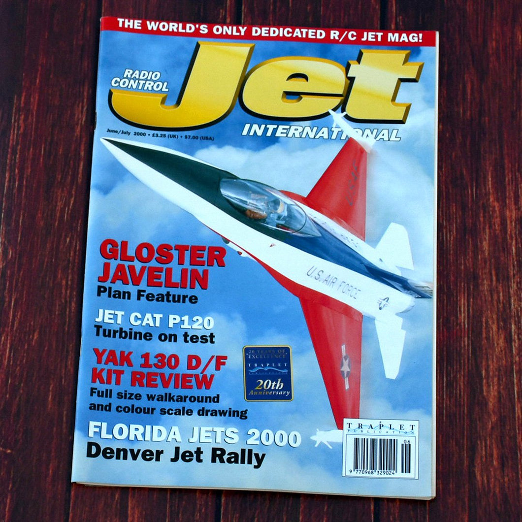 RCJI Jun/Jul 2000 Back Issue