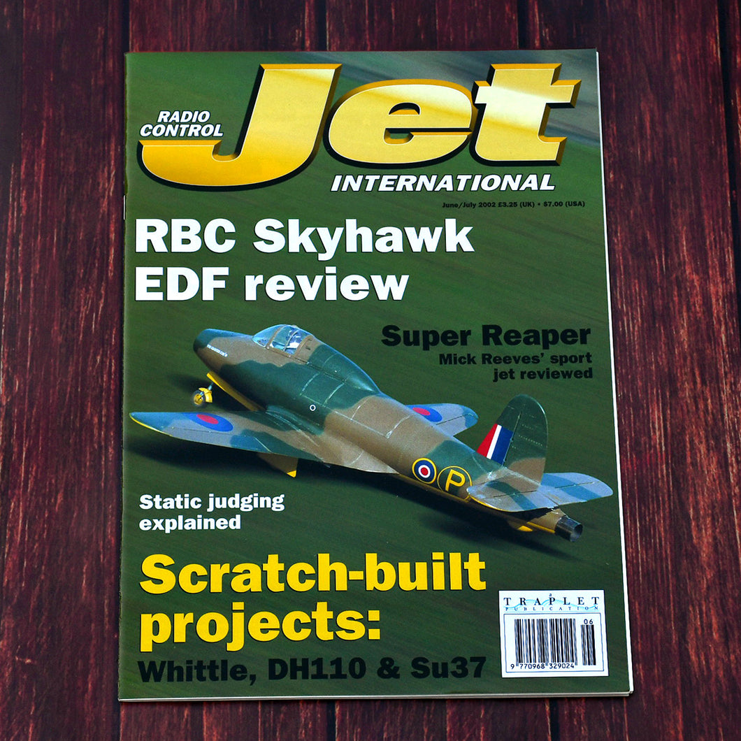 RCJI Jun/Jul 2002 Back Issue