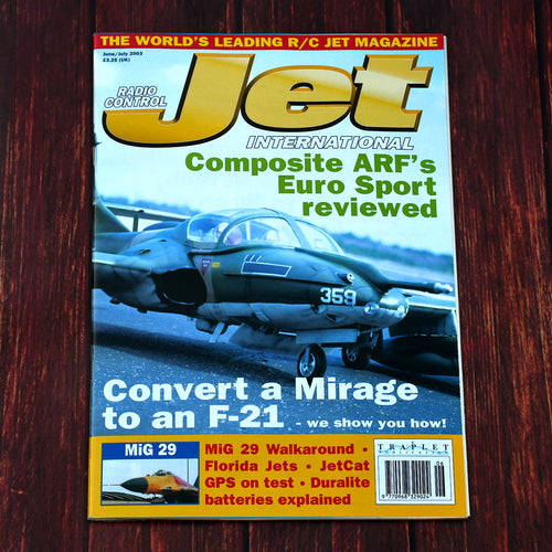 RCJI Jun/Jul 2003 Back Issue