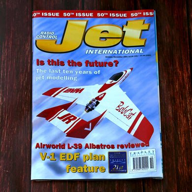 RCJI Oct/Nov 2001 Back Issue