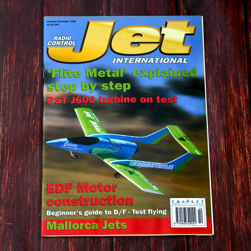 RCJI Oct/Nov 2002 Back Issue
