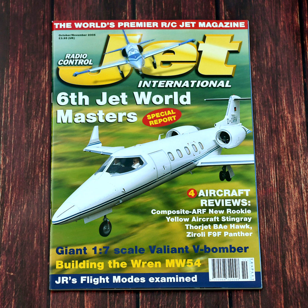 RCJI Oct/Nov 2005 Back Issue