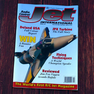 RCJI Spring 1993 Back Issue