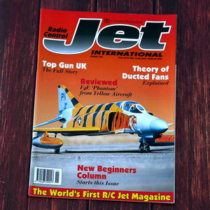 RCJI Winter 1993 Back Issue