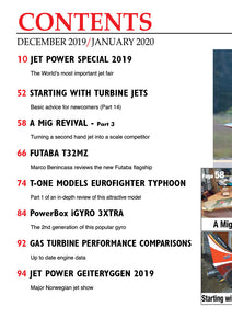 RCJI Dec/Jan 2020 - Contents Page