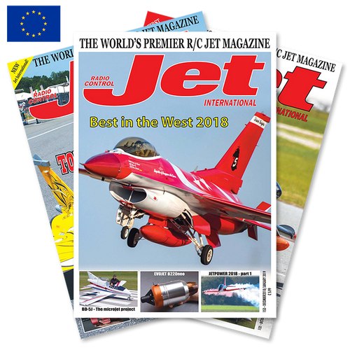 RCJI Magazine - European Subscription