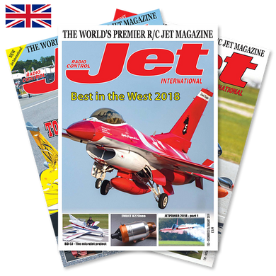 RCJI Magazine - UK Subscription