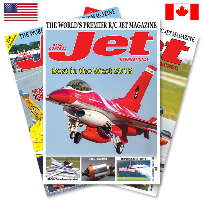 RCJI Magazine - USA & Canada Subscription