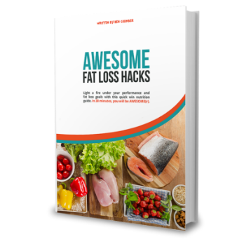 Awesome Fat Loss Hacks
