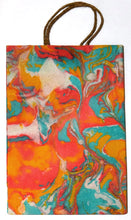 Load image into Gallery viewer, Gift bag, Marbled, large