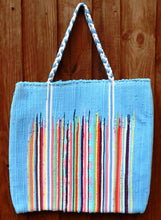 Load image into Gallery viewer, Bag, woven tote, large, Flame