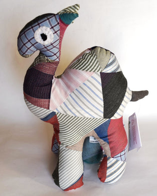 Camel, patchwork, large