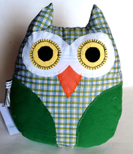 Load image into Gallery viewer, Owl cushion