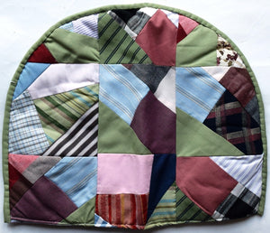 Tea cozy, patchwork