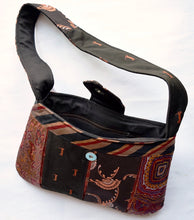 Load image into Gallery viewer, Bag, handbag, Ties, Brown 3