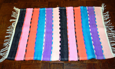 Rug, Stripe & Ribbon