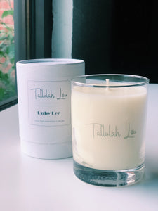 ruby lee candle