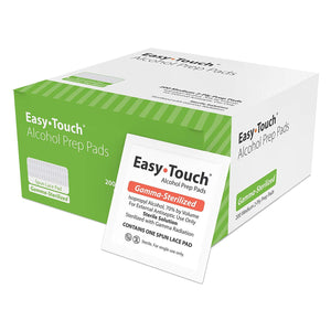 EasyTouch® Alcohol Prep Pads