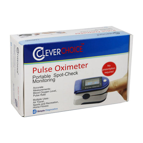 Clever Choice Pulse Oximeter