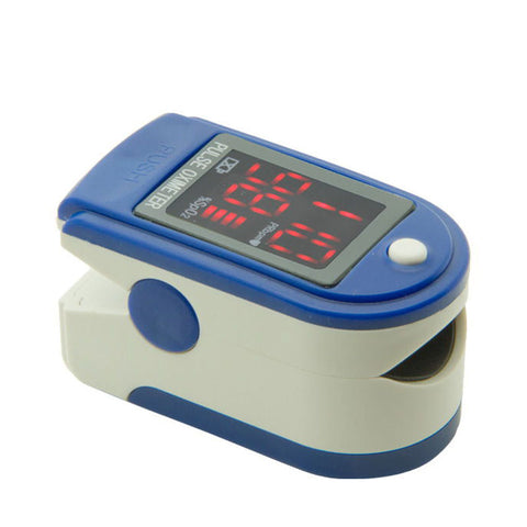 Clever Choice Pulse Oximeter with Large Screen