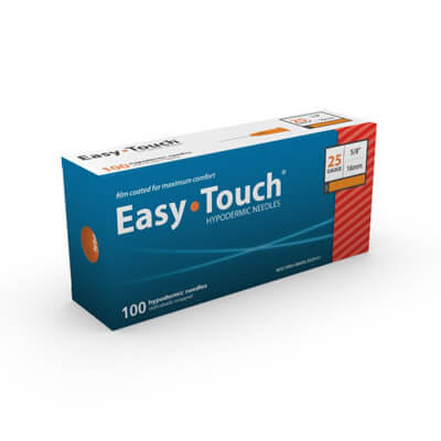Image of Easy Touch Hypodermic Needle