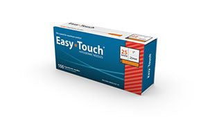 Easy Touch Hypodermic Needle