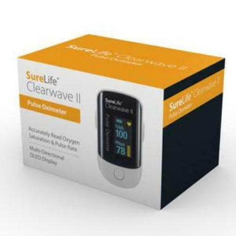Image of SureLife Pulse Oximeter 2