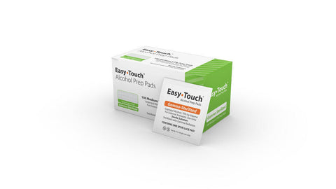 Image of EasyTouch® Alcohol Prep Pads