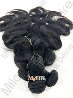 Virgin Brazilian Body Wave 4 Bundle Deal - milanhairdesire.com