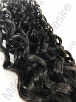 Virgin Peruvian Deep Curl Close Up