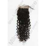 Virgin Peruvian Deep Curl Lace Closure