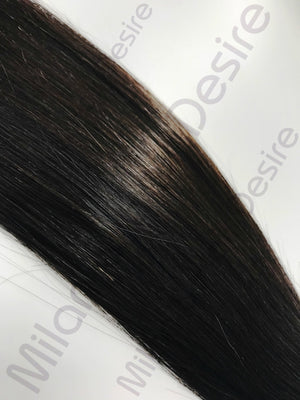 Virgin Peruvian Straight Close Up