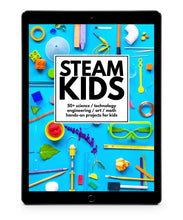 Load image into Gallery viewer, STEAM Kids eBook