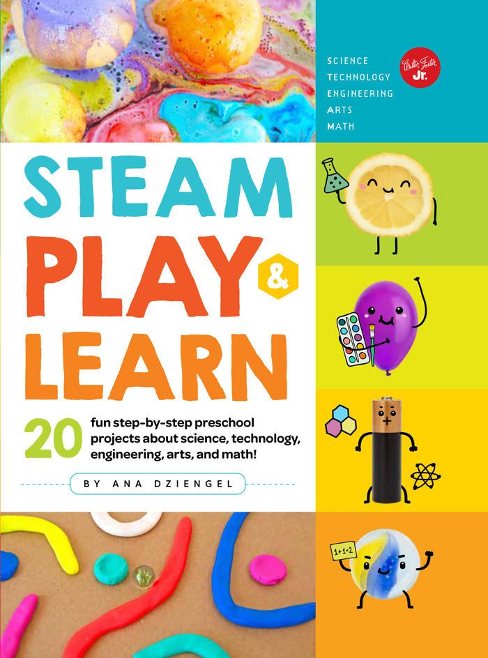 STEAM Play & Learn