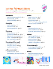 Load image into Gallery viewer, Science Fair Mini Guide for Kids