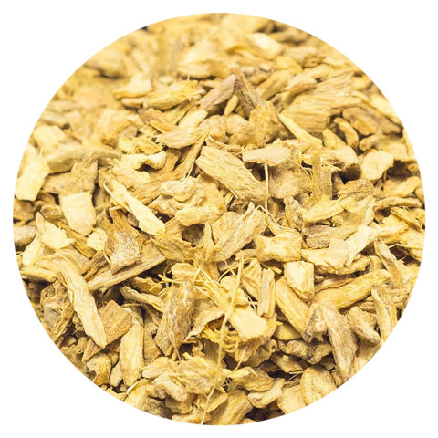 Organic Soothing Ginger Root Tea
