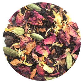 Floral Spiced Breakfast Tea