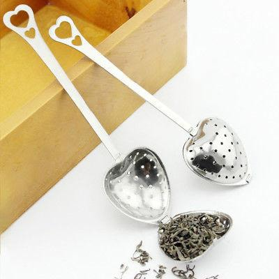 Stainless Steel Tea Infuser - Heart