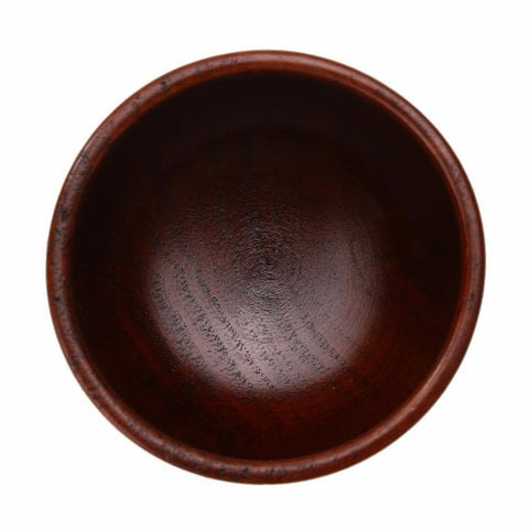 Natural Jujube Wood Cup