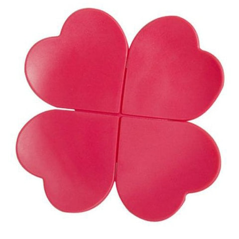 Colourful Silicone Flower Coasters