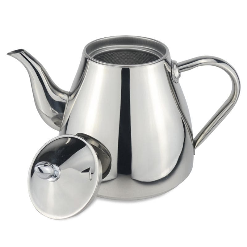 Stainless Steel Teapot With Infuser for brewing loose leaf organic and herbal tea