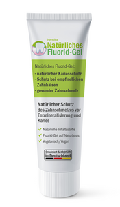 Fluorid Gel, gel natural de fluor, 25ml