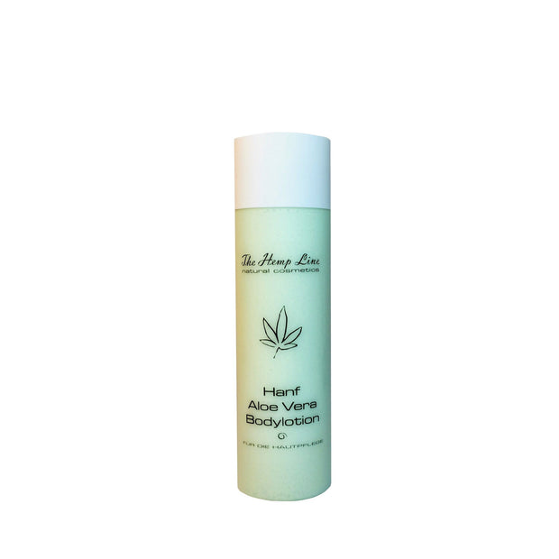 Hanf-Aloe Vera Bodylotion 200ml