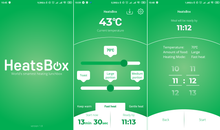 Smart HeatsBox (App-connected)