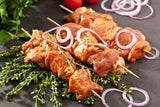 Free Range  Chicken Sosaties (Kebab)